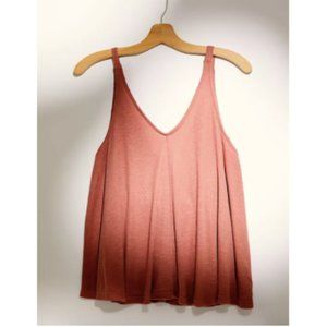 Free People Dani Ribbed Tank Top